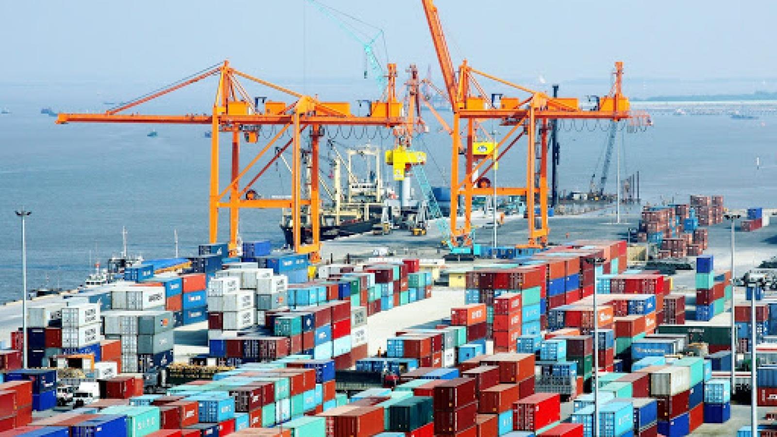 Xuất siêu của Trung Quốc đạt mức kỷ lục