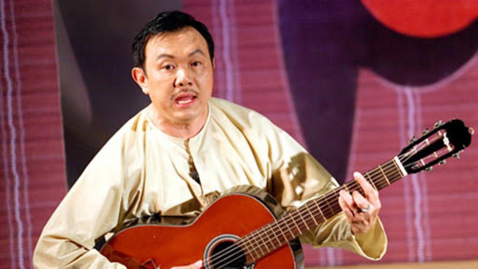 Trước khi là một danh hài, ít ai biết Chí Tài còn là một nhạc công