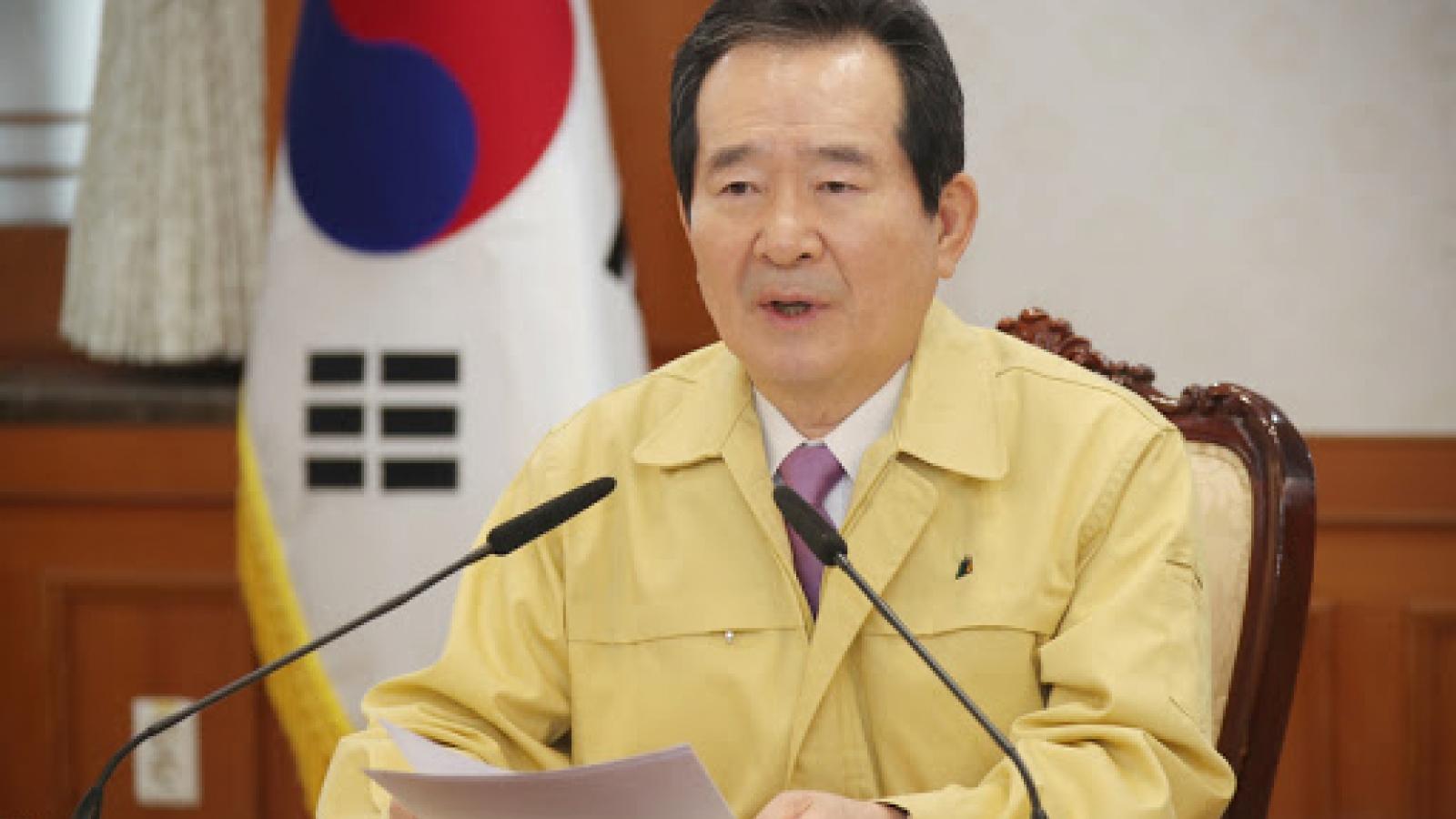 Số ca Covid-19 tăng kỷ lục, Thủ tướng Hàn Quốc ra lời kêu gọi khẩn cấp
