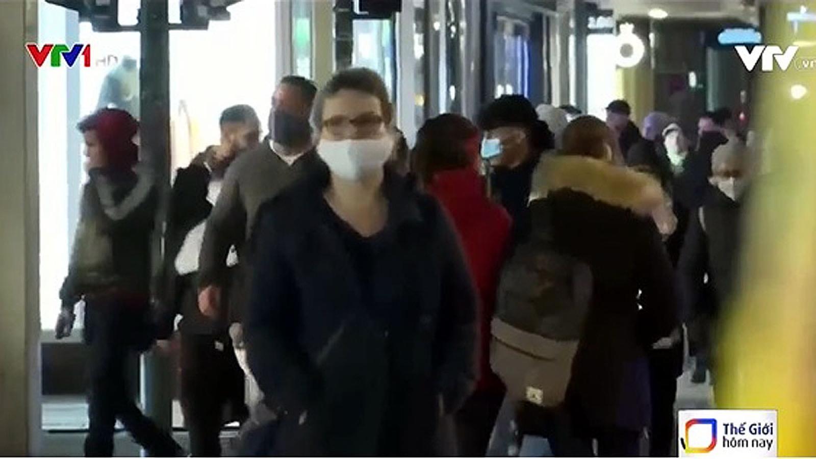 Chợ Giáng sinh ở Đức từ trực tiếp chuyển sang trực tuyến