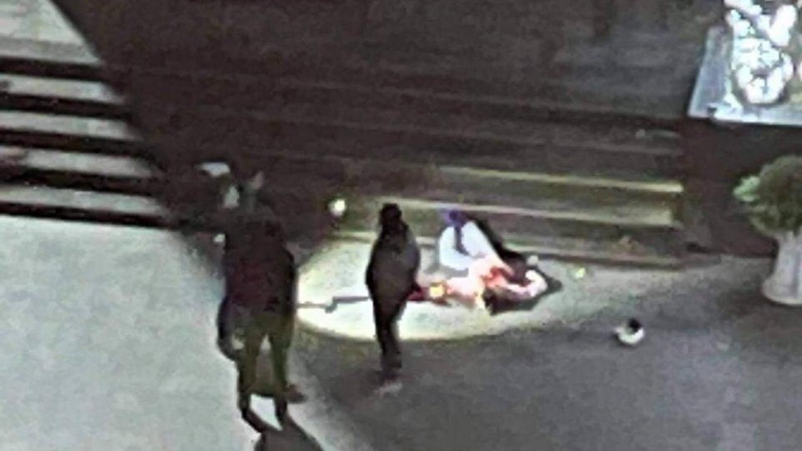 Nam thanh niên tử vong lúc nửa đêm khi rơi từ chung cư cao tầng