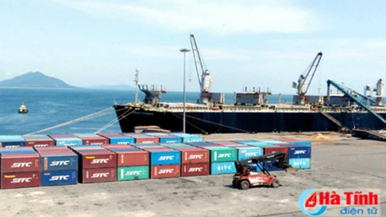 Thành lập Liên doanh phát triển cảng Vũng Áng Việt Nam - Lào