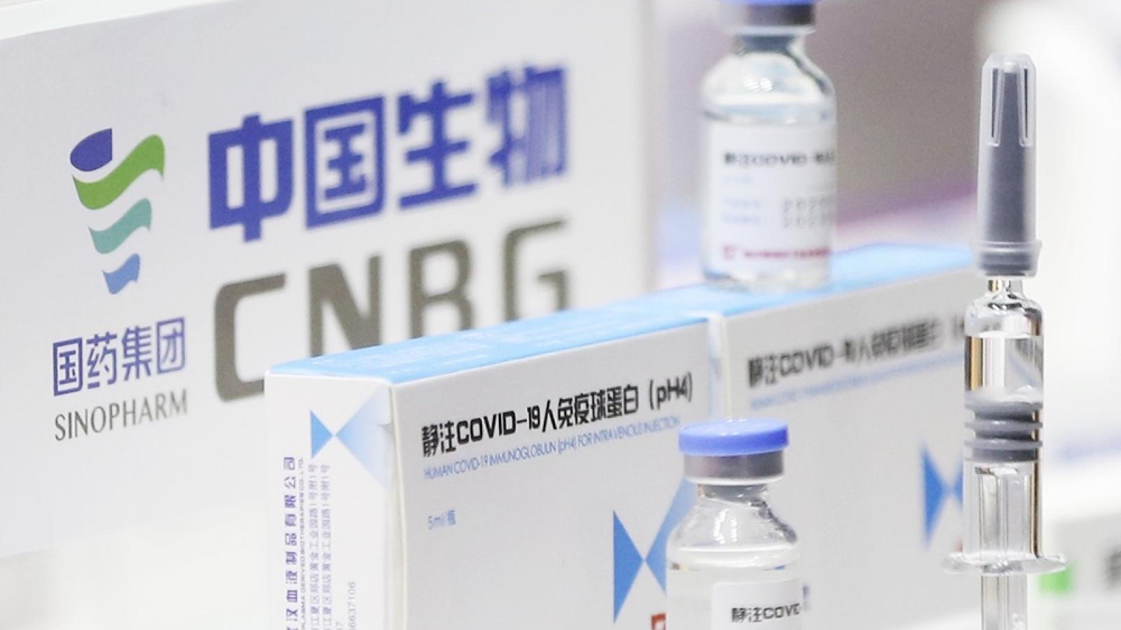 Pakistan đặt 1,2 triệu liều vaccine Covid-19 của Trung Quốc, Ấn Độ hạn chế đón năm mới