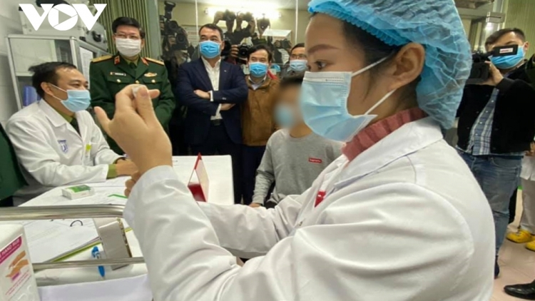First human trials of Made-in-Vietnam vaccine for COVID-19