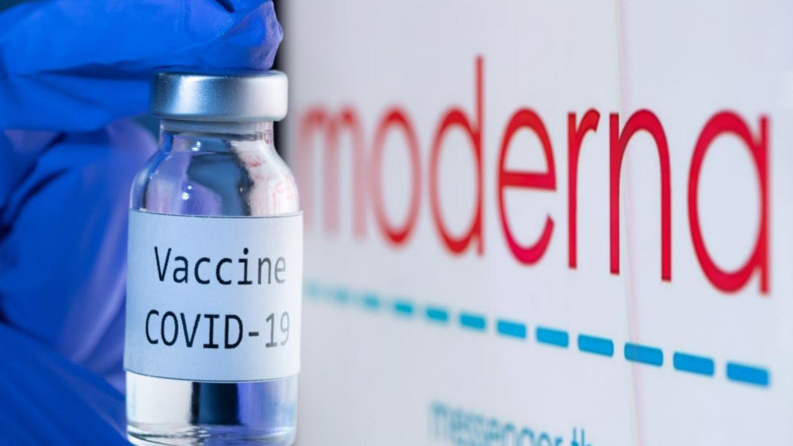 Moderna hi vọng vaccine Covid-19 có khả năng chống lại biến thể mới