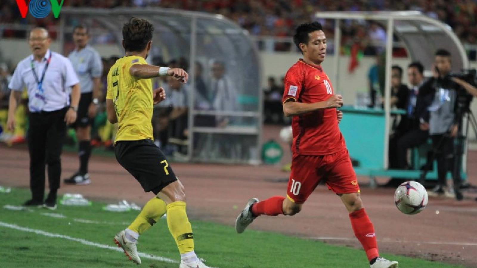 HLV Park Hang Seo giải thích lý do gọi Văn Quyết trở lại ĐT Việt Nam