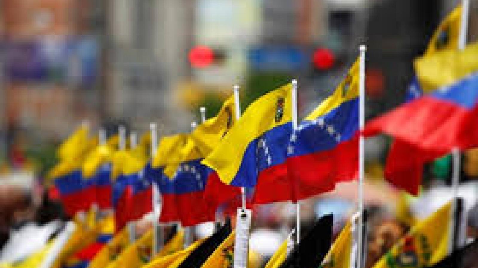 Bầu cử Venezuela: Liên minh Đảng cầm quyền giành 91% số ghế Quốc hội