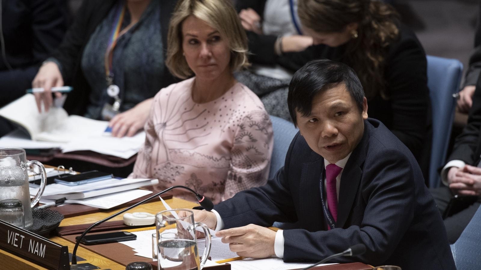 Việt Nam sẽ làm gì trong năm 2021 ở Hội đồng Bảo an Liên Hợp Quốc?