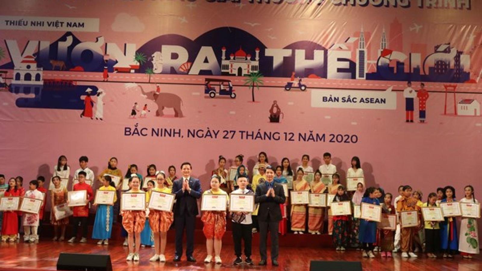 ASEAN-themed children programme awards winners