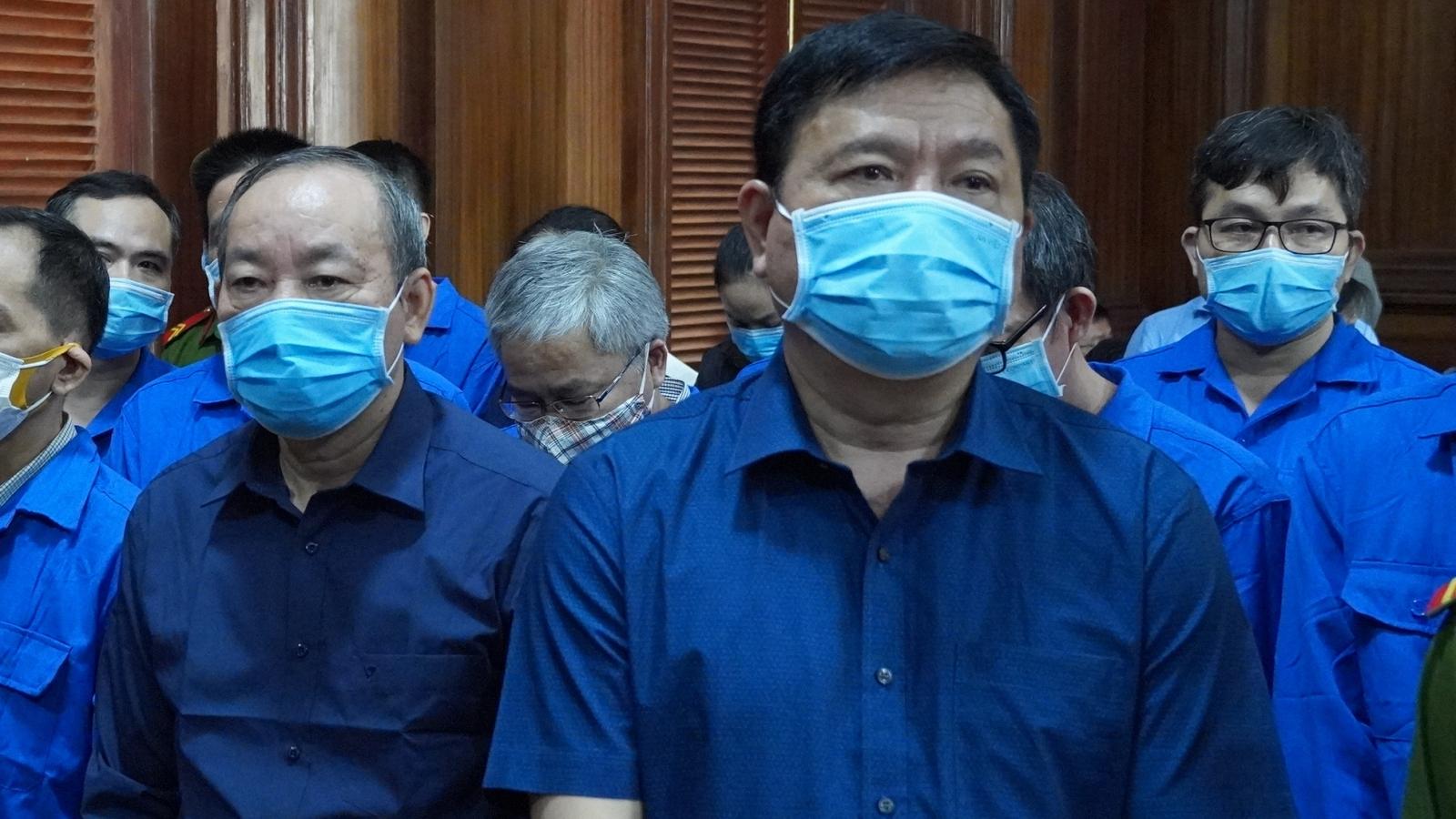 Nóng 24h: Ông Đinh La Thăng bị đề nghị 10-11 năm tù