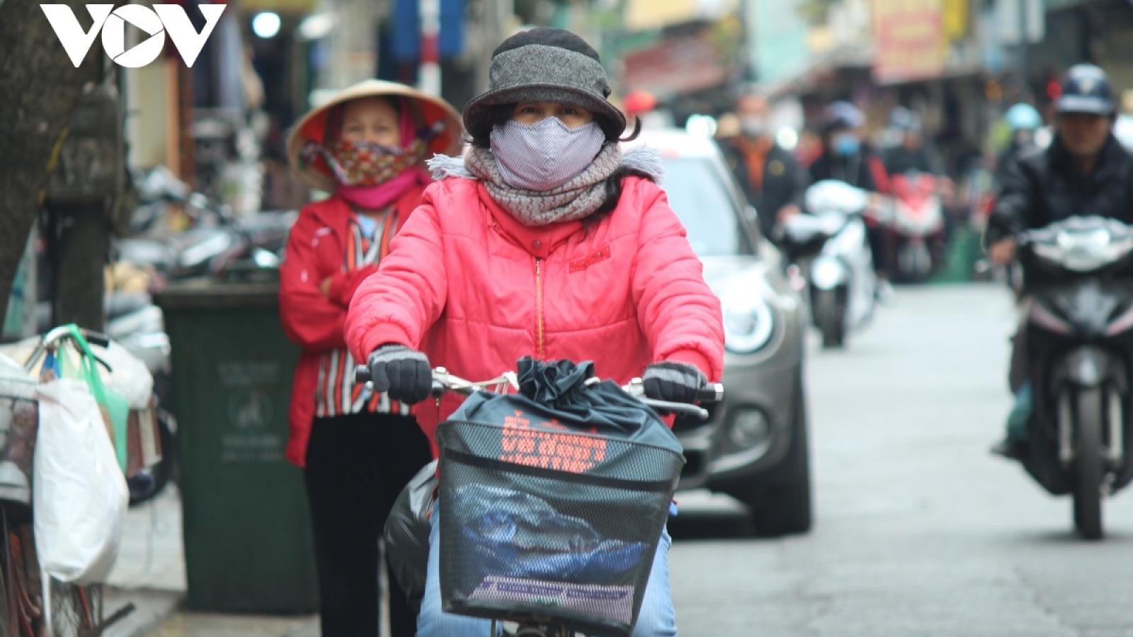 Dự báo thời tiết hôm nay: Bắc Bộ và Bắc Trung Bộ tiếp tục rét đậm