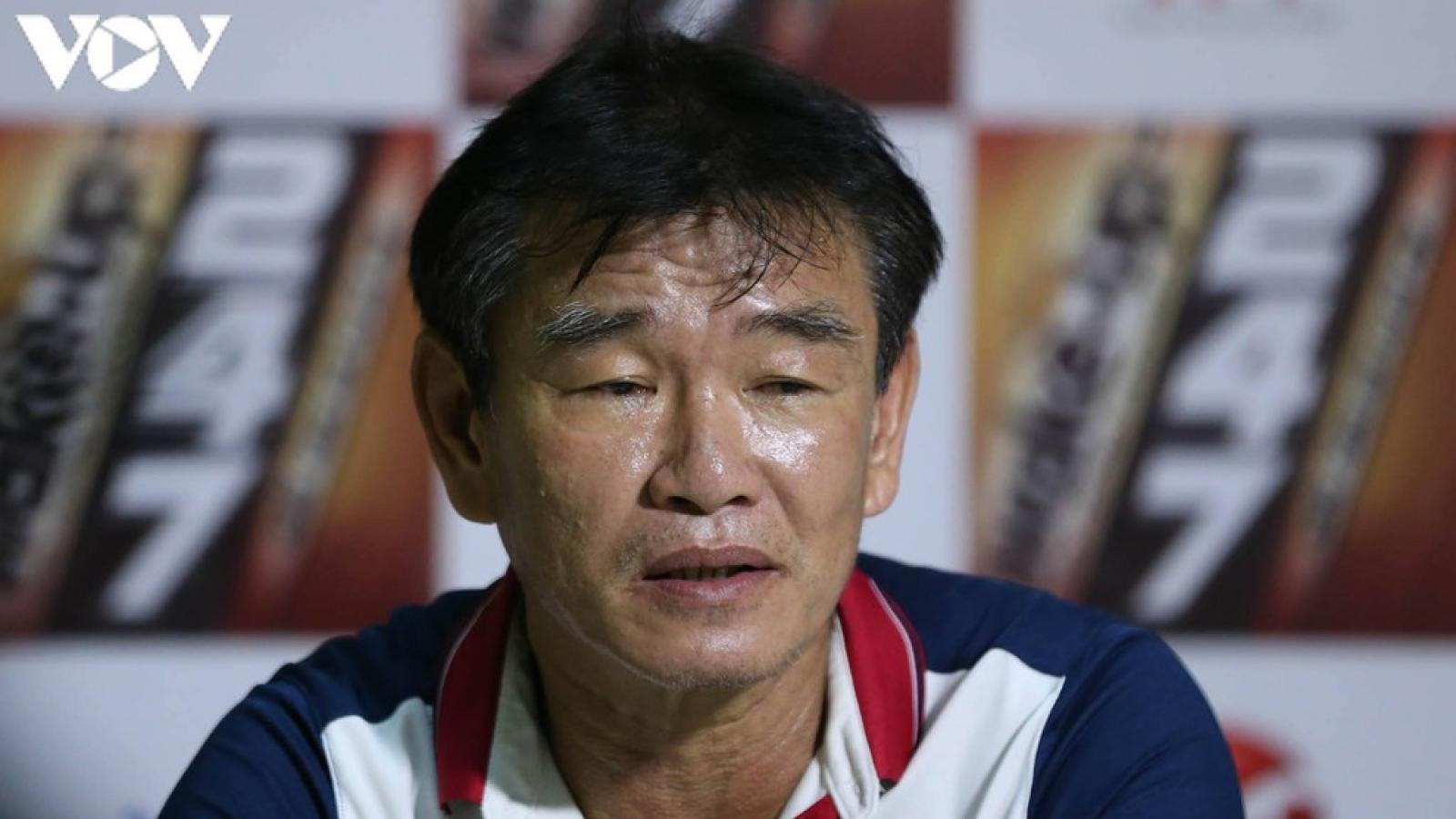 HLV Phan Thanh Hùng chính thức chia tay Than Quảng Ninh