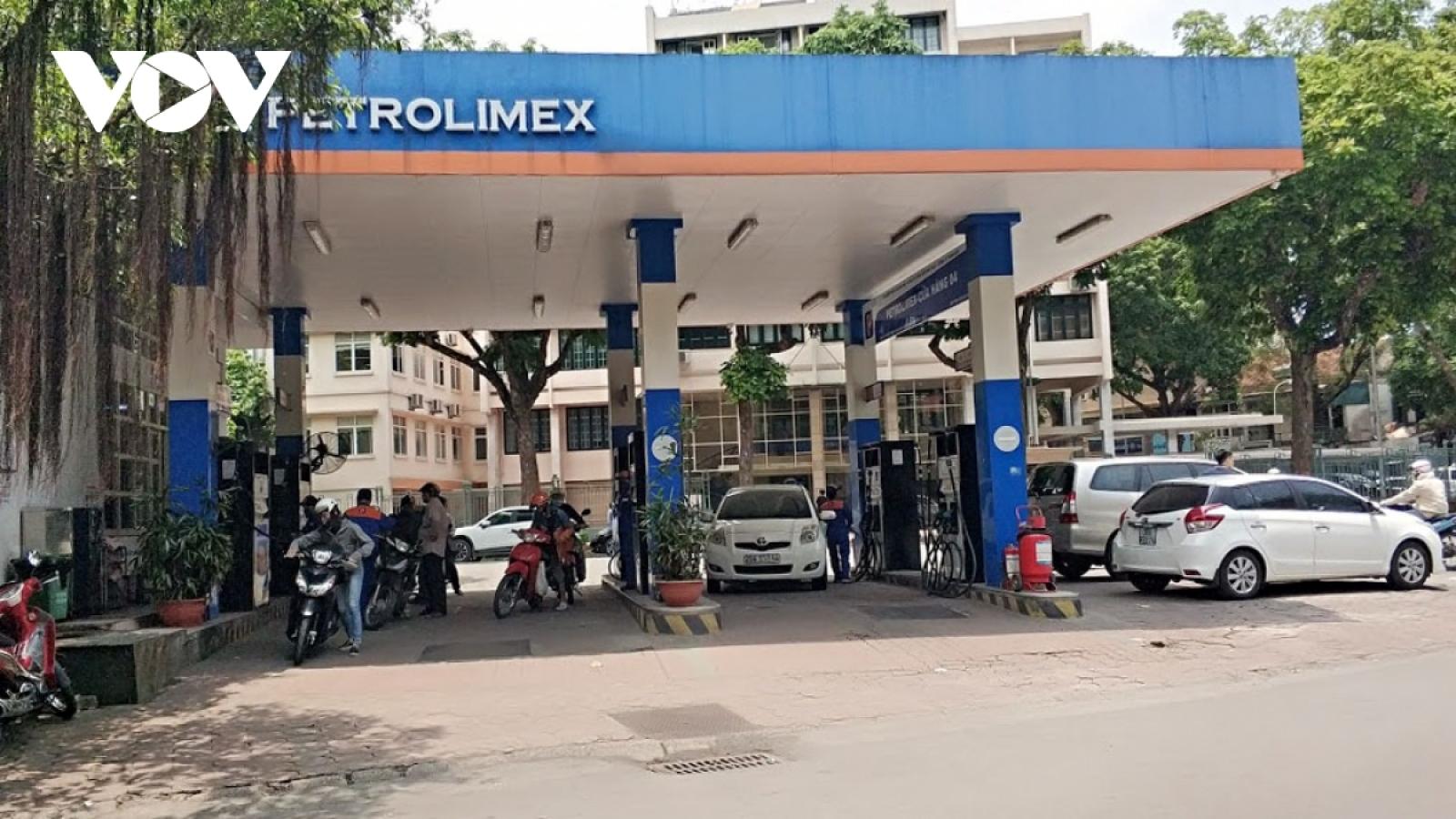 Giá xăng, dầu đồng loạt tăng từ 15h chiều nay 26/12/2020