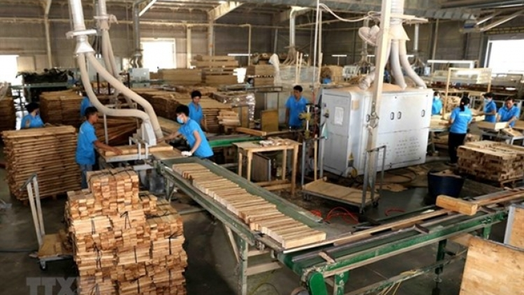 Wood exports to hit US$12.5 billion in 2020