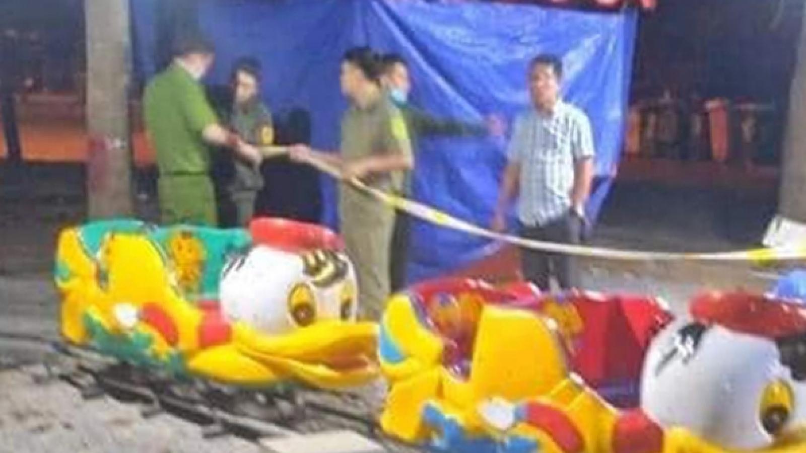 Điều tra nguyên nhân bé trai 11 tuổi ở Bình Dương tử vong trong khu vui chơi