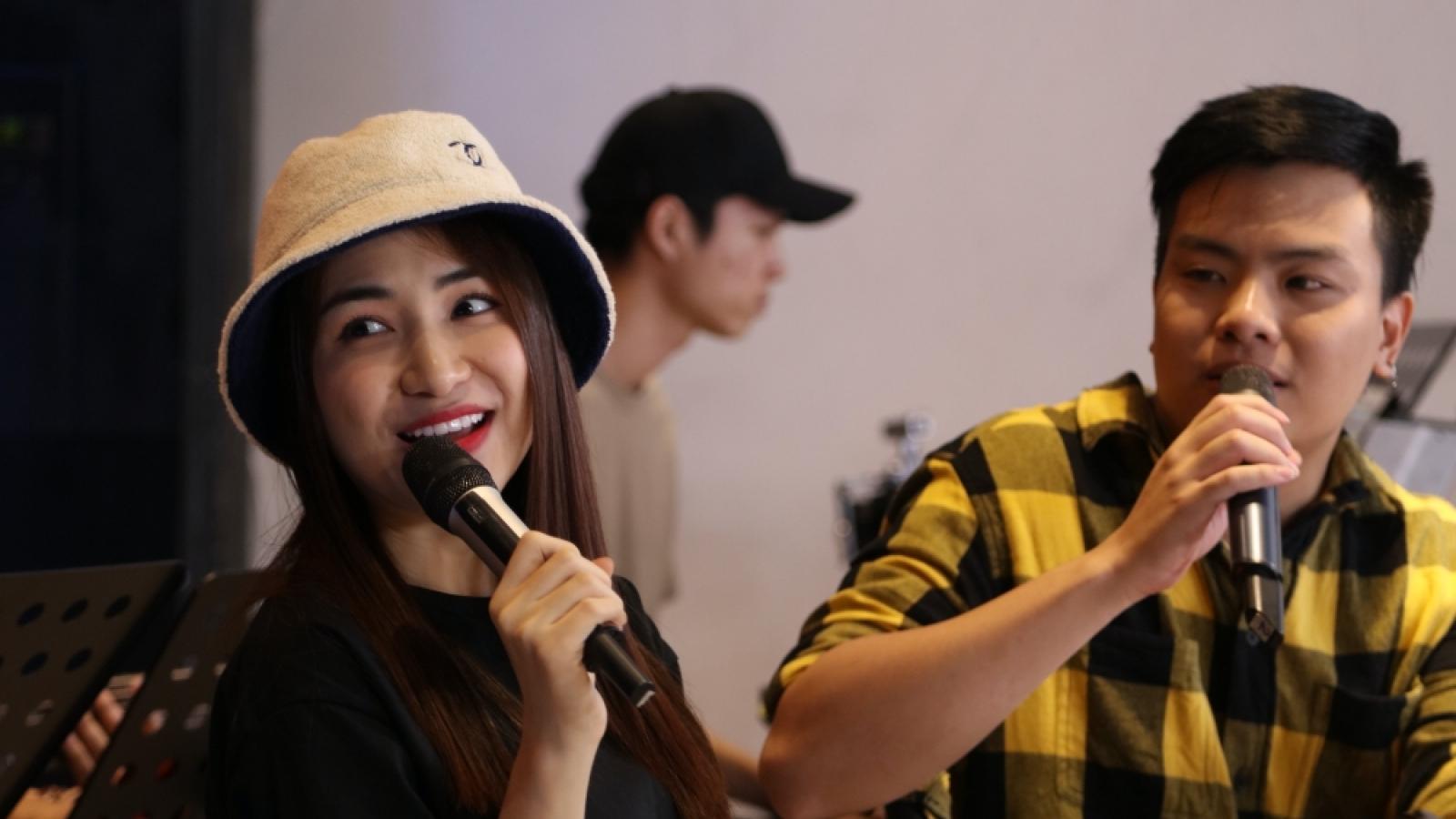 Hòa Minzy thật thà thú nhận ế show vì dịch, tiết lộ cát-xê thuở mới vào nghề