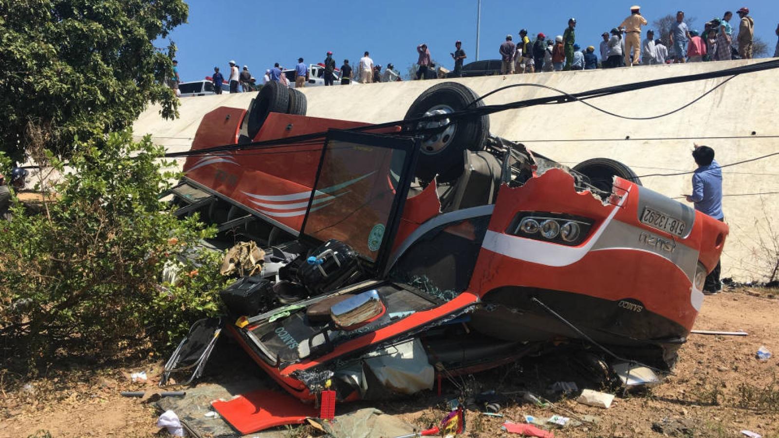 5 năm, gần 40.000 người chết vì tai nạn giao thông
