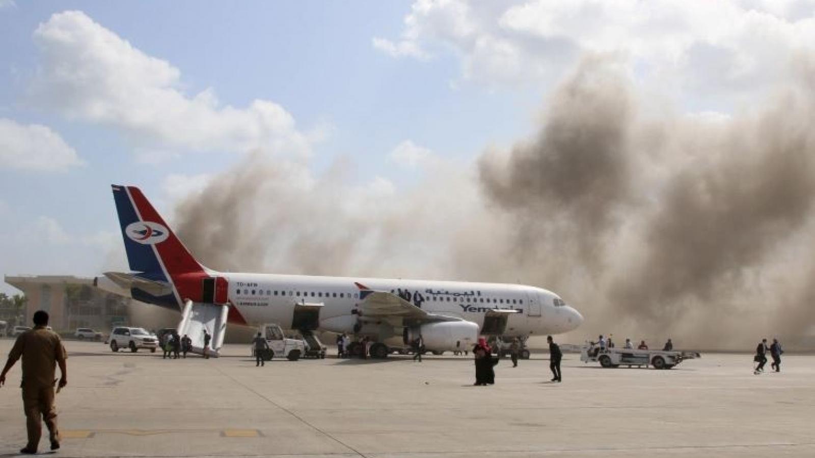 Nổ lớn ở Yemen khiến ít nhất 12 người thiệt mạng