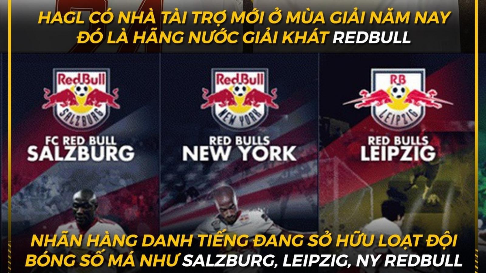 Biếm họa 24h: HAGL có chung nhà tài trợ với những đội bóng hàng đầu thế giới