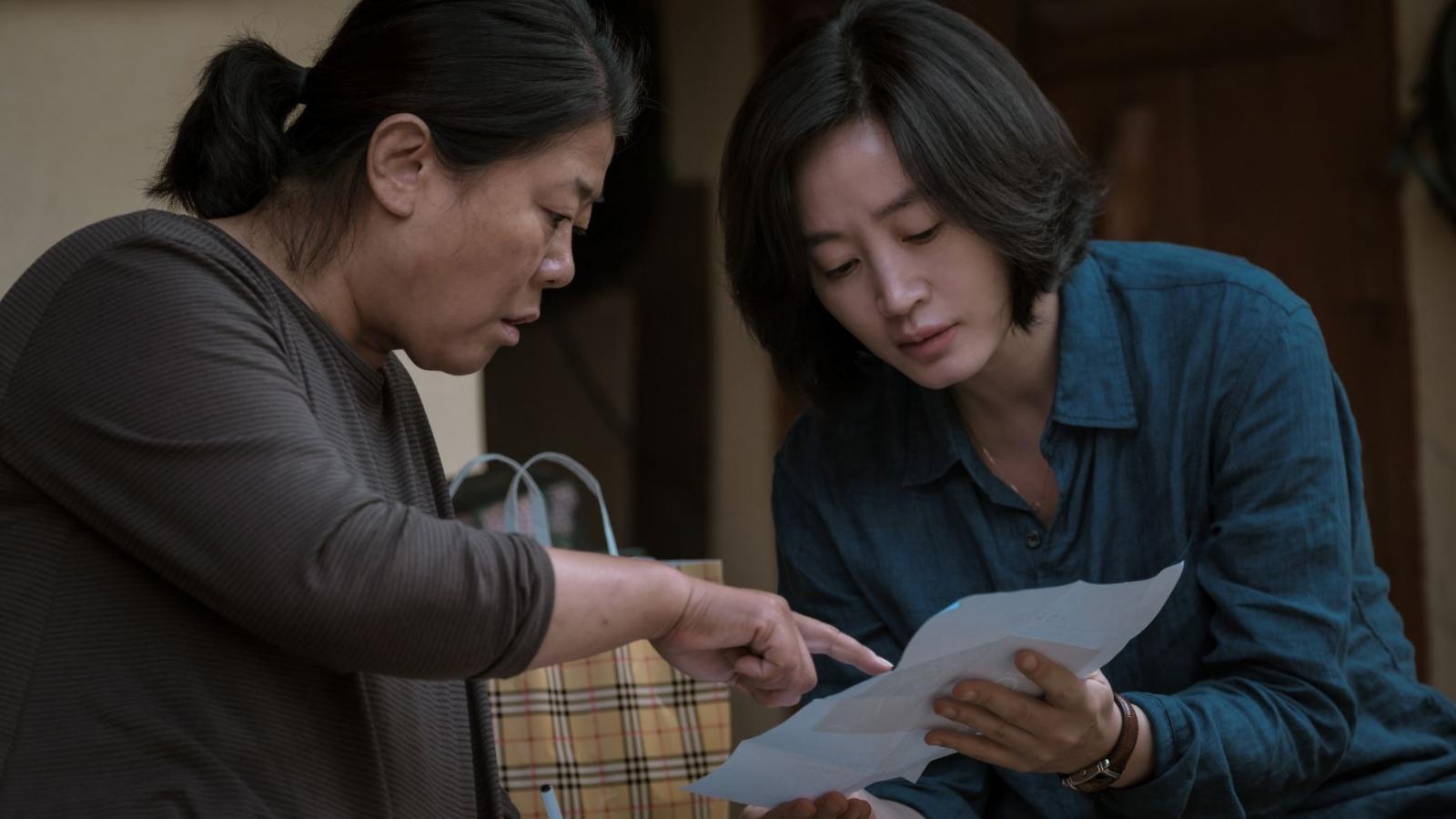 """Màn tái xuất đáng mong đợi của """"ảnh hậu"""" Kim Hye-soo trong """"Di nguyên bí ẩn"""""""