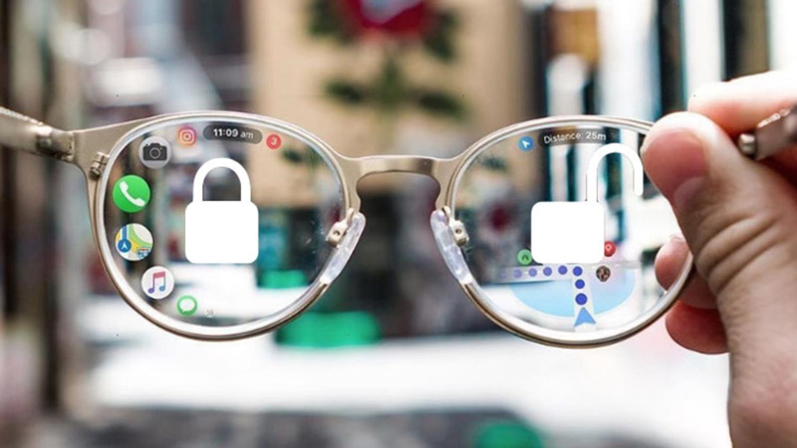 """""""Apple Glass"""" có thể tự động mở khóa iPhone của người dùng"""