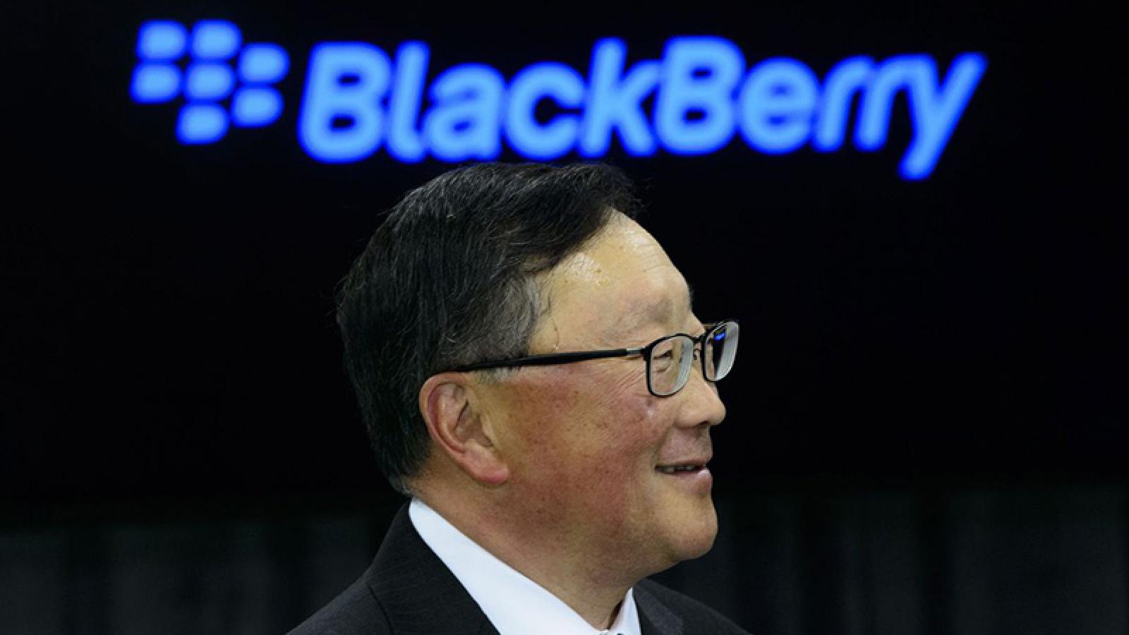BlackBerry bán 90 bằng sáng chế smartphone quan trọng cho Huawei