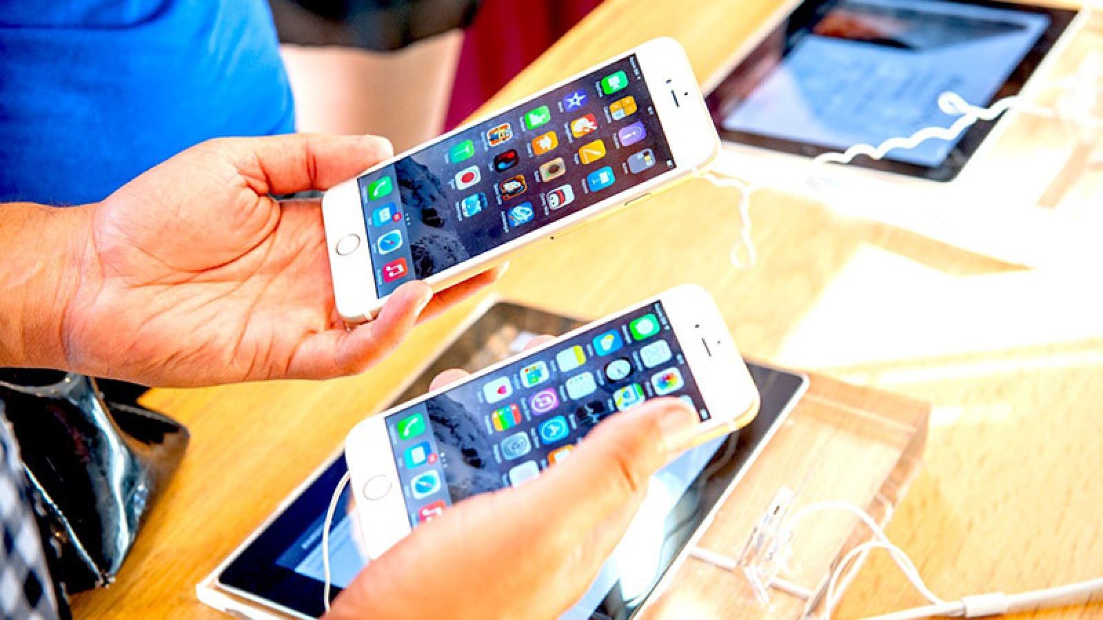 Apple tiếp tục tung bản cập nhật iOS cho iPhone đời cũ
