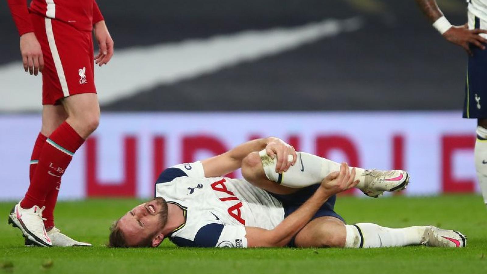"""Tottenham nhận """"hung tin"""" từ Harry Kane sau trận thua Liverpool"""