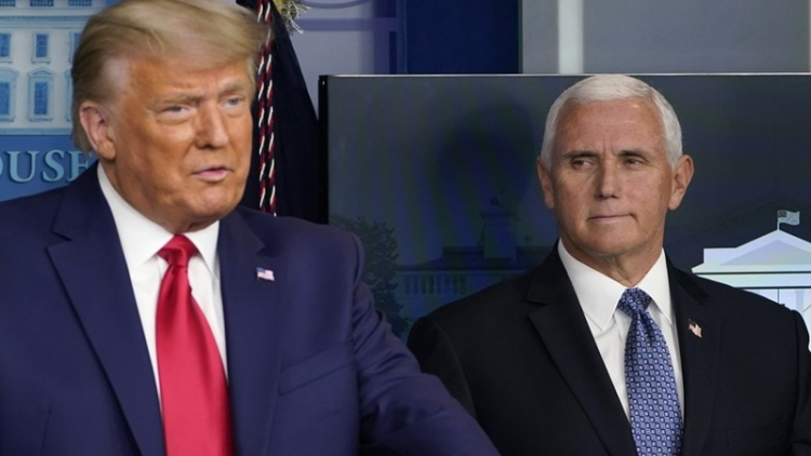 """Ông Trump bị """"cô lập"""", đảng Cộng hòa đối mặt với tương lai bất định"""