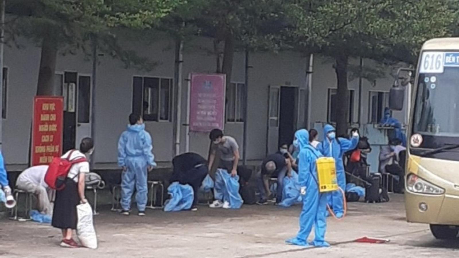 Đồng Nai: Truy vết, cách ly hàng trăm người từ vùng dịch trở về