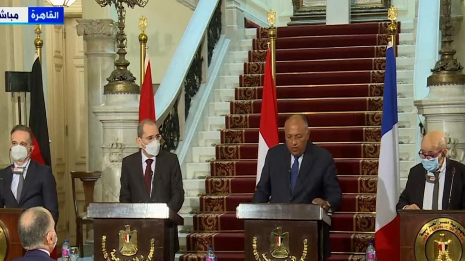 Hòa bình Trung Đông đón nhận tín hiệu tích cực