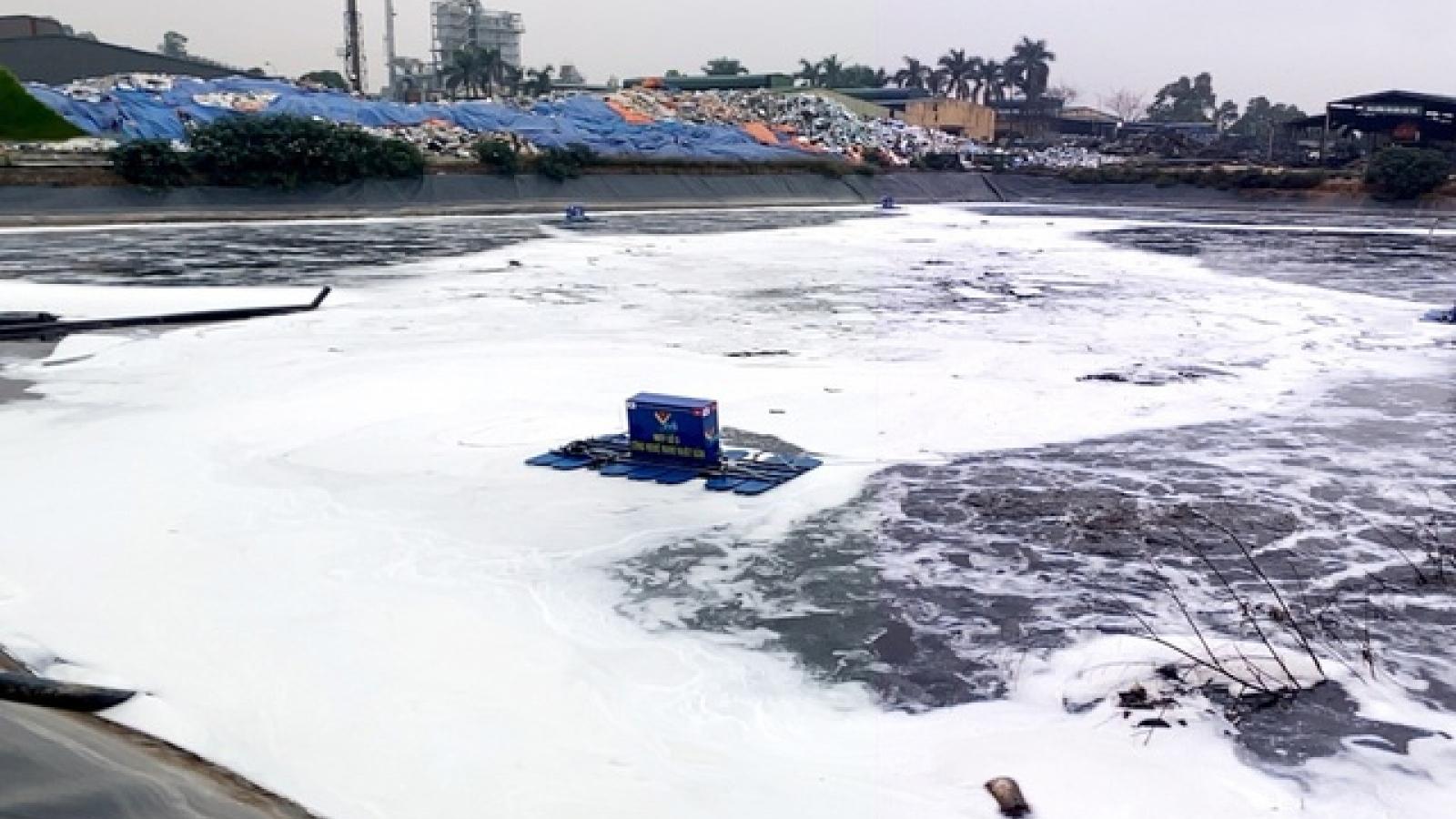 Hà Nội đồng ý cho xử lý mùi của bãi rác Nam Sơn bằng công nghệ Nhật Bản