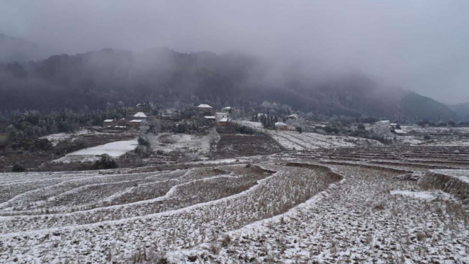 Dự báo thời tiết hôm nay: Nhiệt độ tăng lên, Bắc Bộ vẫn rét đậm, vùng núi cao rét hại