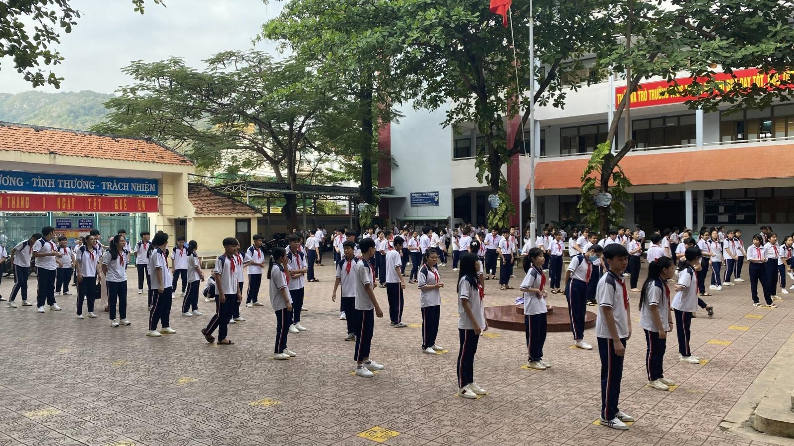 Học sinh các cấp tỉnh Bà Rịa – Vũng Tàu sẽ nghỉ Tết trước 2 ngày