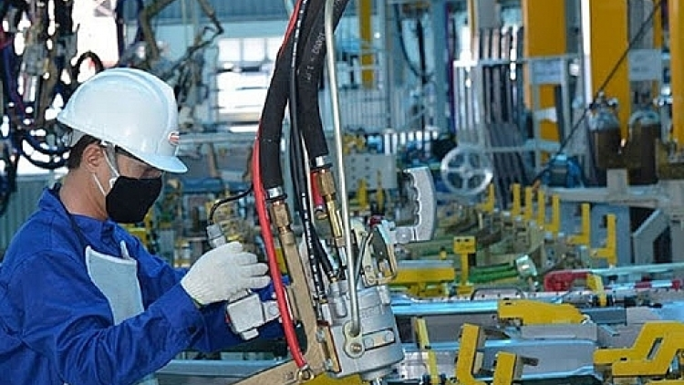 HSBC projects Vietnamese GDP growth to reach 7.6% in 2021