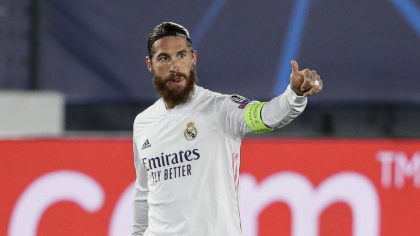 Sergio Ramos nghỉ trận đầu năm mới của Real Madrid vì lý do bất ngờ