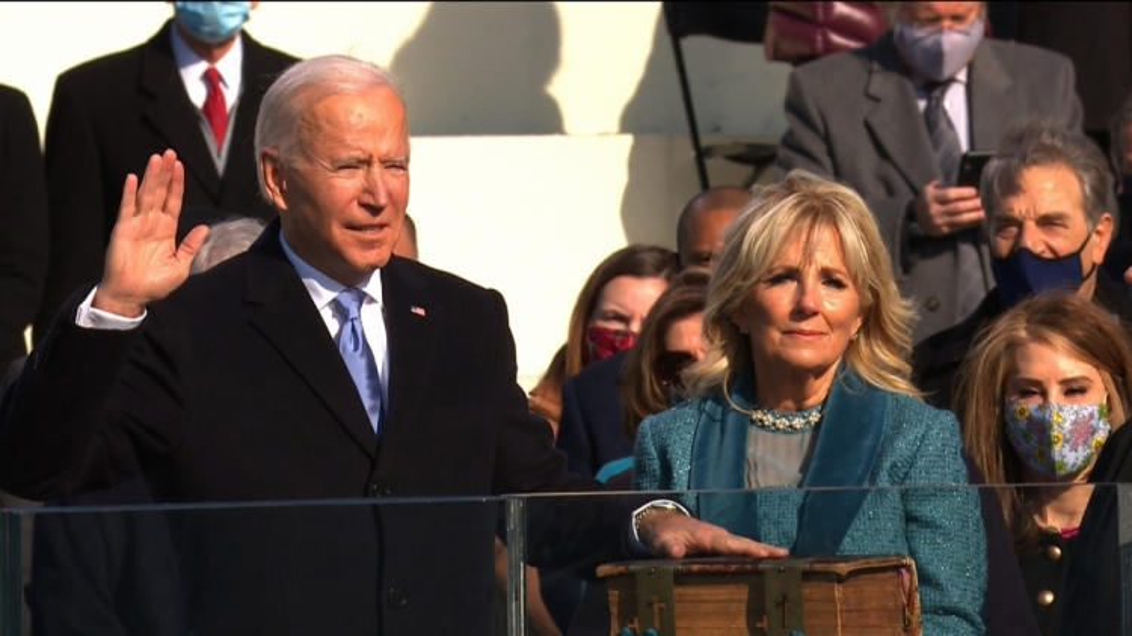 Bài phát biểu tại lễ nhậm chức của tân Tổng thống Mỹ Joe Biden