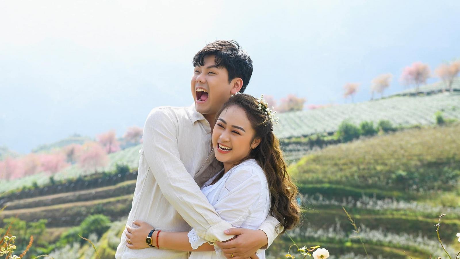 Ngắm loạt ảnh cưới tuyệt đẹp của con gái diva Thanh Lam