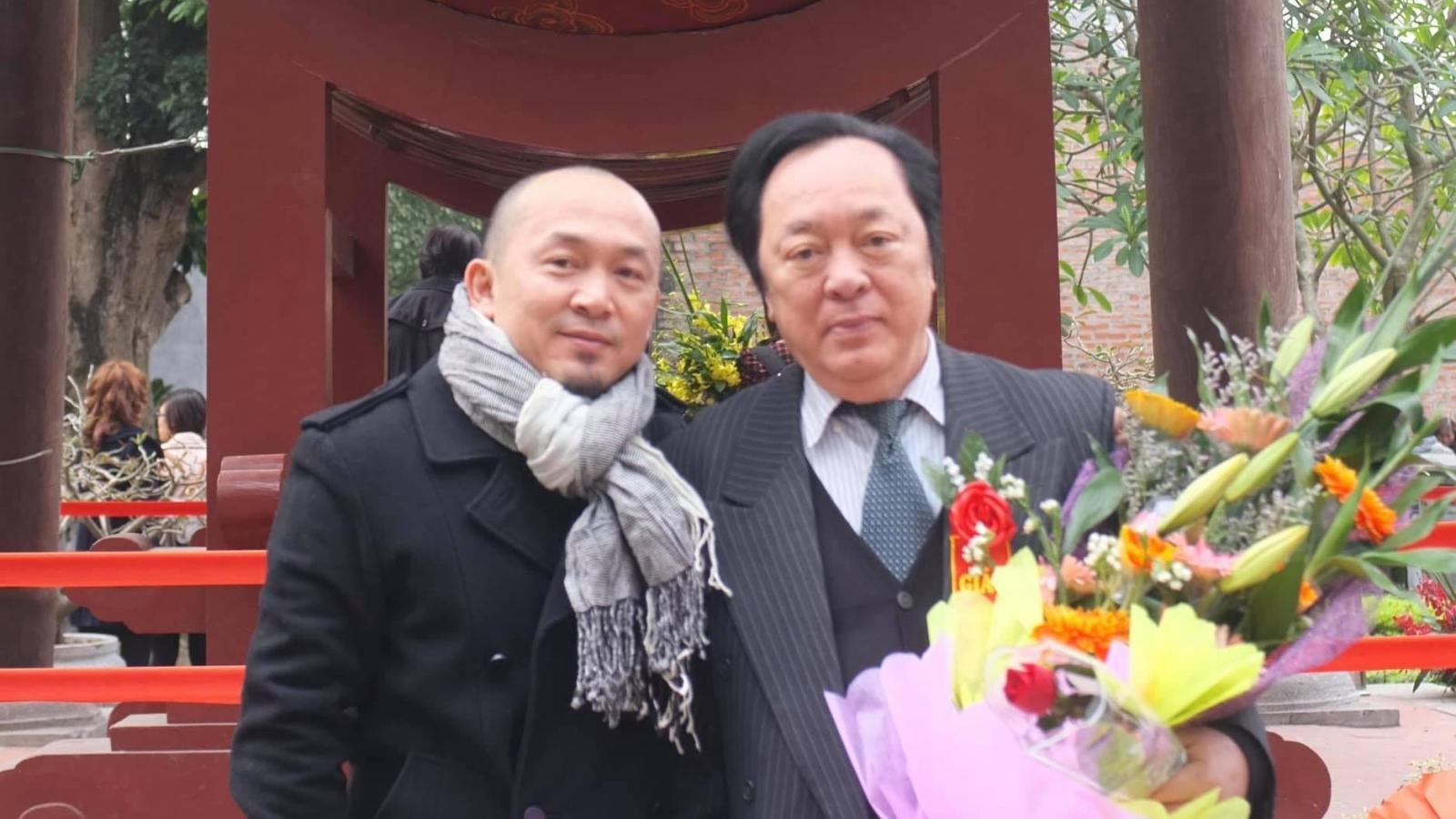 """Nhạc sĩ Quốc Trung: """"Bố đã có cuộc đời đẹp mà con tự hào được là một phần trong đó"""""""