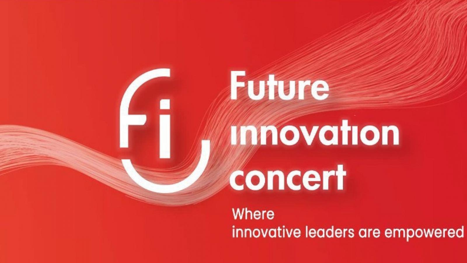 """Hoà nhạc """"Sáng tạo tương lai"""" đưa âm nhạc giao hưởng đến gần với sinh viên"""