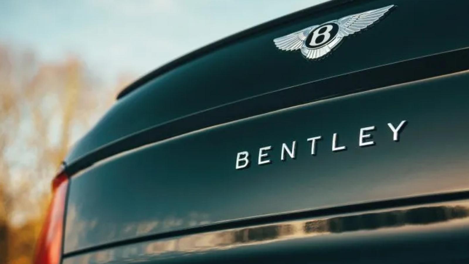 Giám đốc thiết kế ngoại thất của Audi chuyển sang làm việc cho Bentley