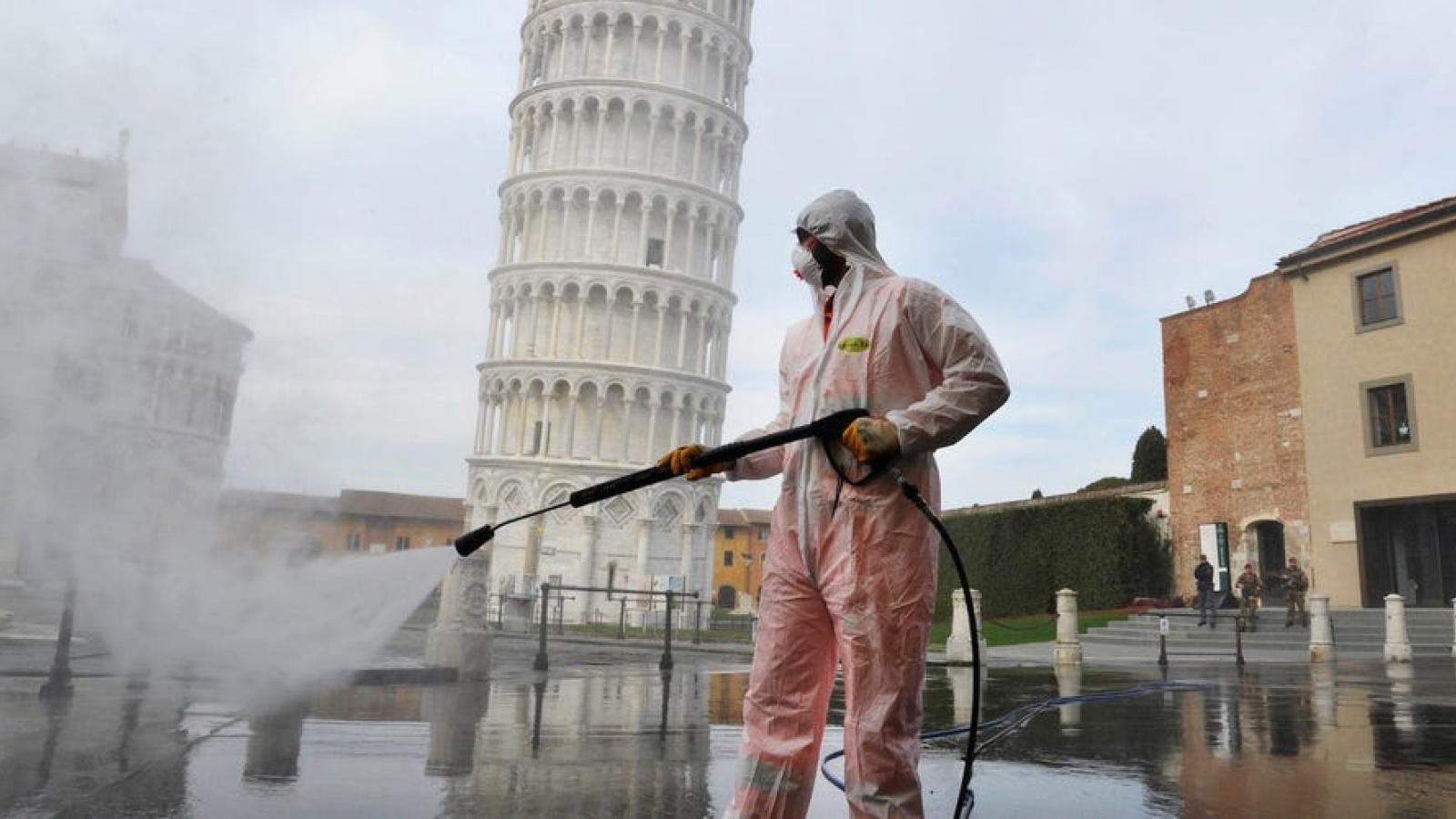 Thủ tướng Italychỉ trích các hãng dượcchậm cung ứng vaccine COVID-19