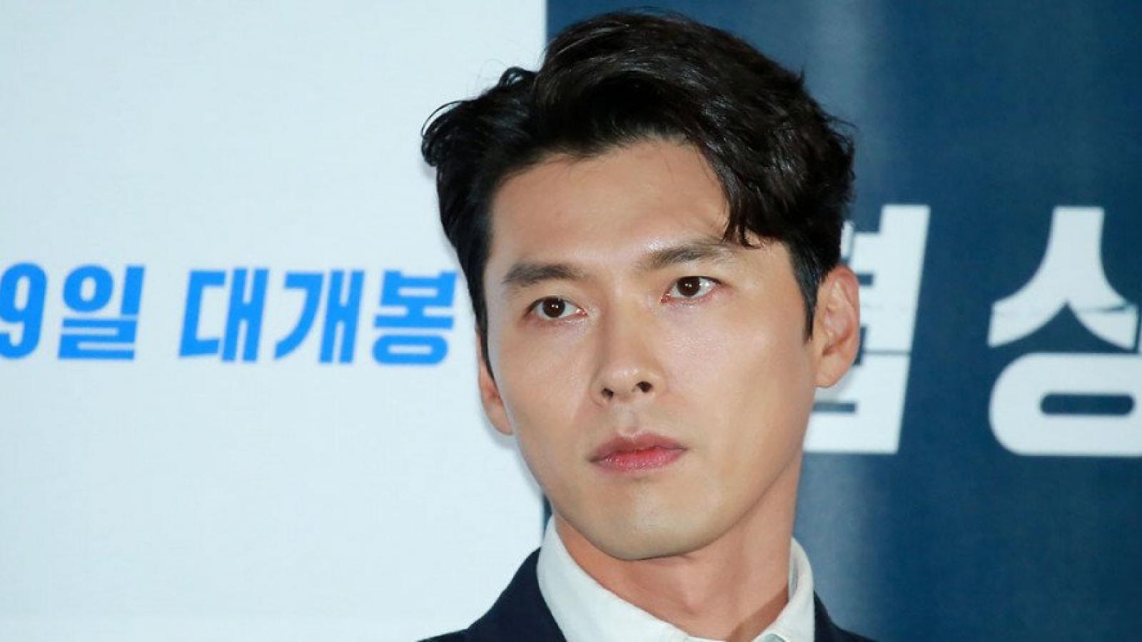 """Hyun Bin phủ nhận tin đồn """"mua nhà, cưới vợ"""""""