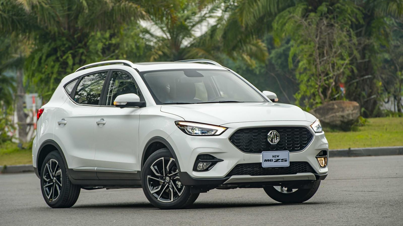 MG ZS 2021 chính thức ra mắt thị trường Việt Nam giá từ 569 triệu đồng