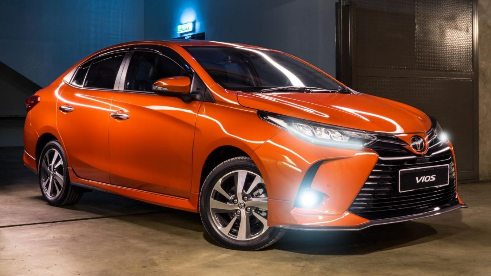 Toyota Camry và Vios mới sắp xuất hiện tại thị trường Việt Nam