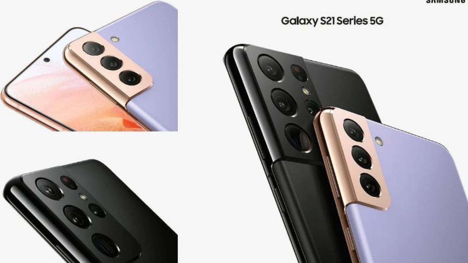 Samsung đăng tweet quảng cáo Galaxy S21 bằng… iPhone