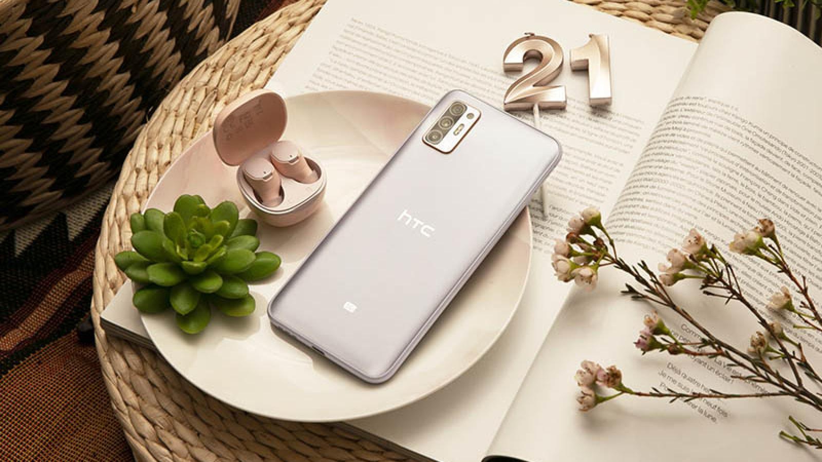 HTC bất ngờ ra mắt smartphone 5G giá chưa đến 10 triệu đồng