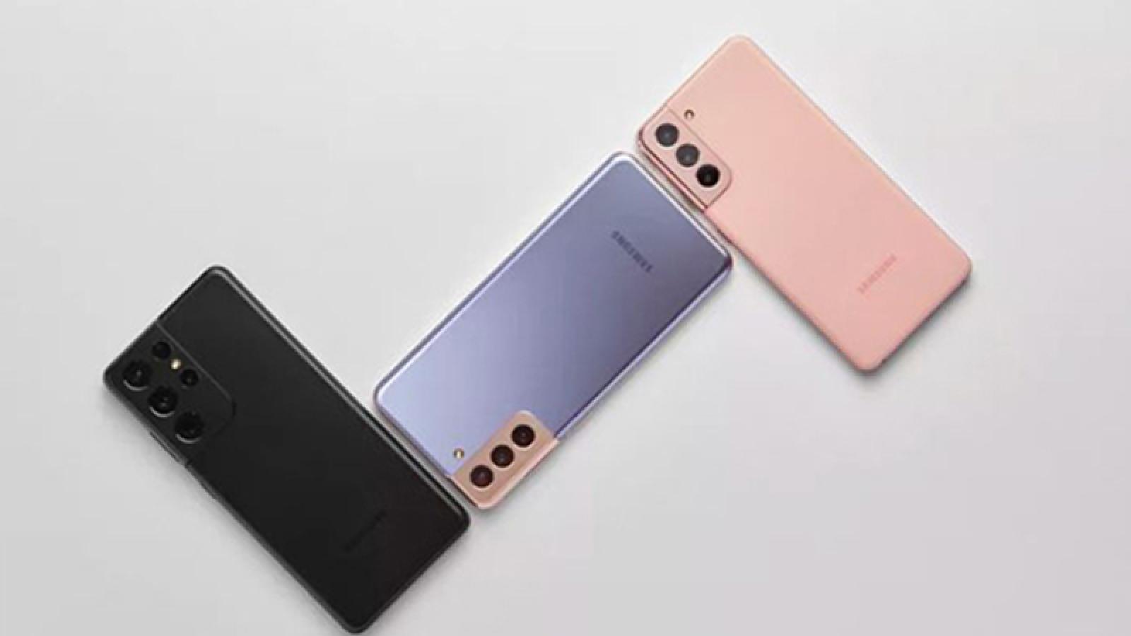 Cuộc đụng độ giữa dòng Galaxy S21 và iPhone 12