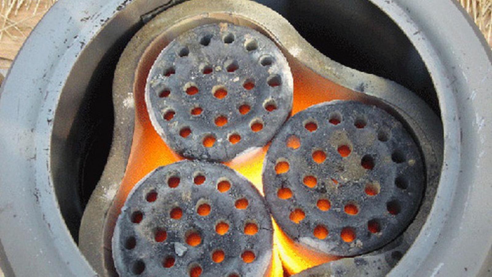 Đã đến thời điểm phải loại bỏ bếp than tổ ong