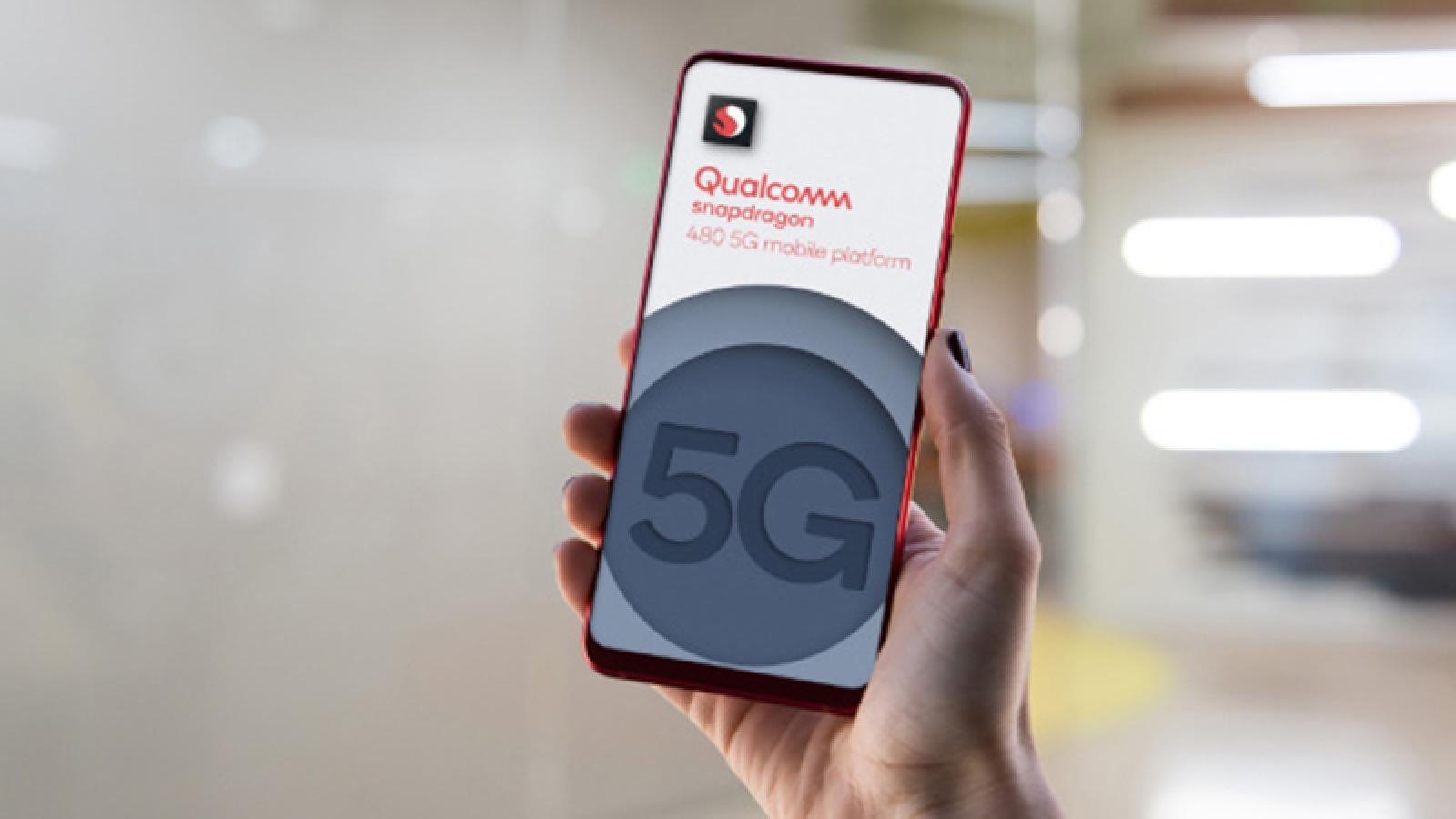 Qualcomm tung chip mang 5G đến smartphone giá rẻ
